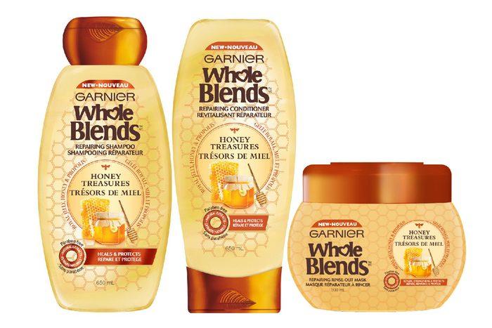 Garnier Whole Blends Honey Treasures