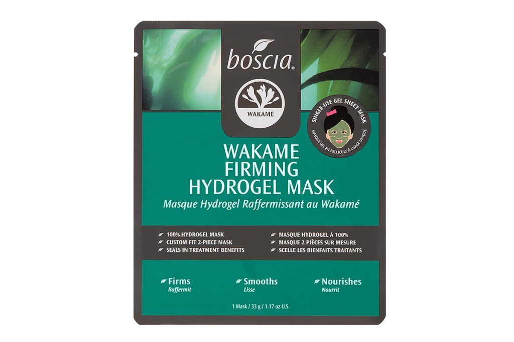 Wakame Firming Hydrogel Mask