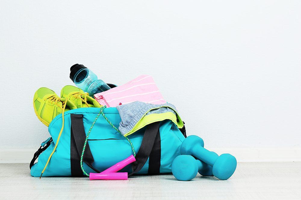 Workout-Bag