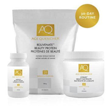 I Tried It: Age Quencher Beauty System