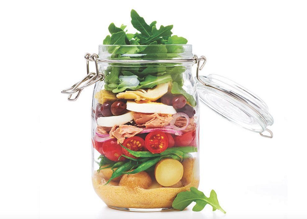 salad in a jar_hard-boiled egg recipes