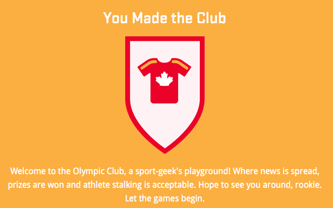 Canadian Olympic Club