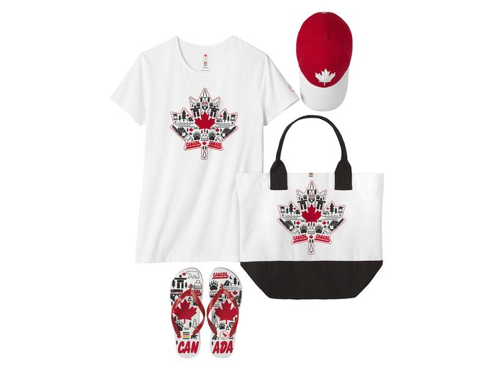 Team Canada Collection