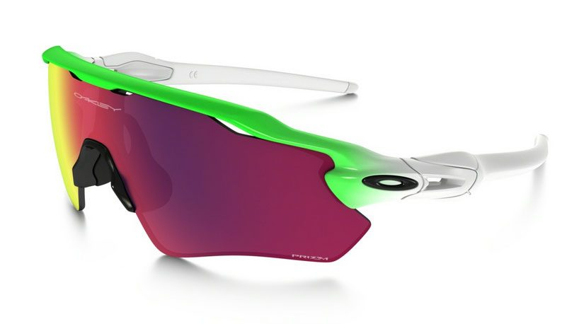 Oakley Radar EV Path Prizm Road Green Fade Edition
