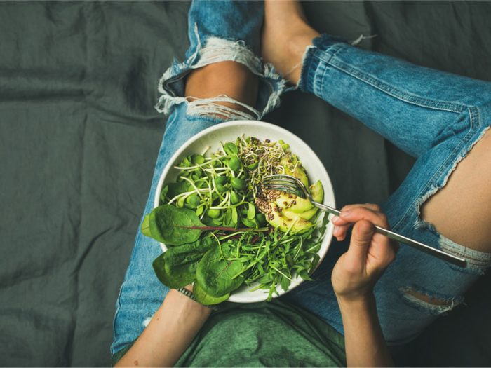 Avocado, help you lose weight