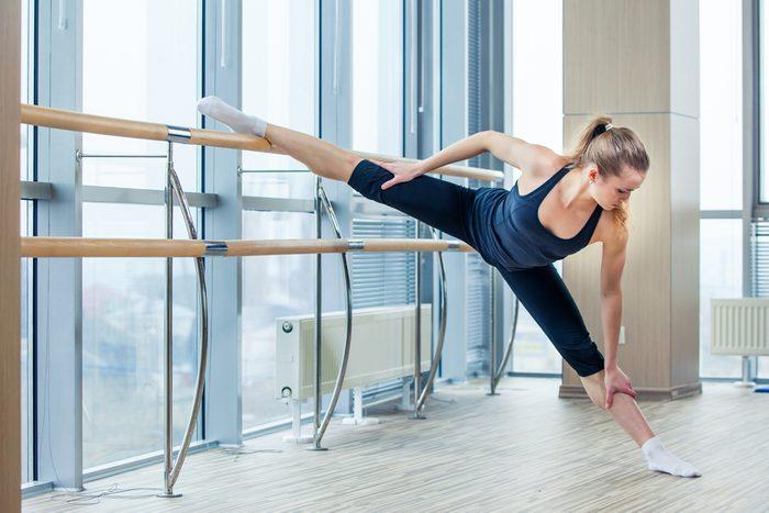 Barre Fitness Benefits