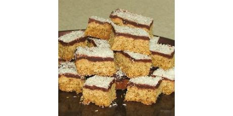Chocolate-Coconut Weetabix Bars