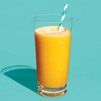 Immunity-Boosting Cantaloupe Smoothie
