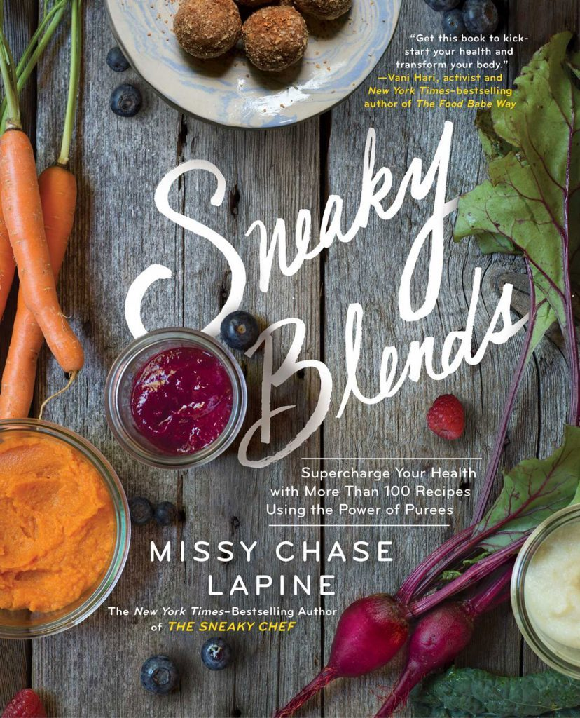 Sneaky Blends Cookbook
