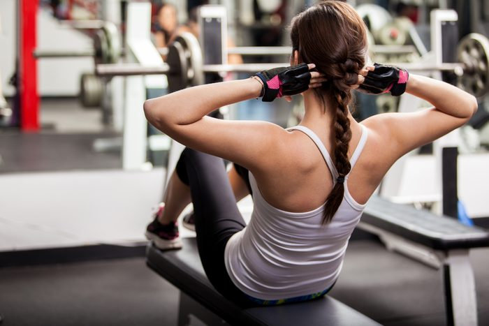 Workout Mistakes 20