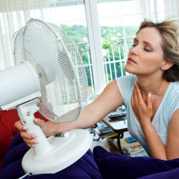 Stay Cool: 4 Tips For Managing Hot Flashes