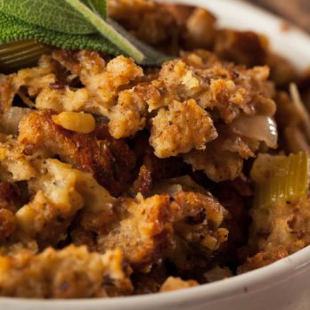 5 Tips For Making Legendary Homemade Stuffing