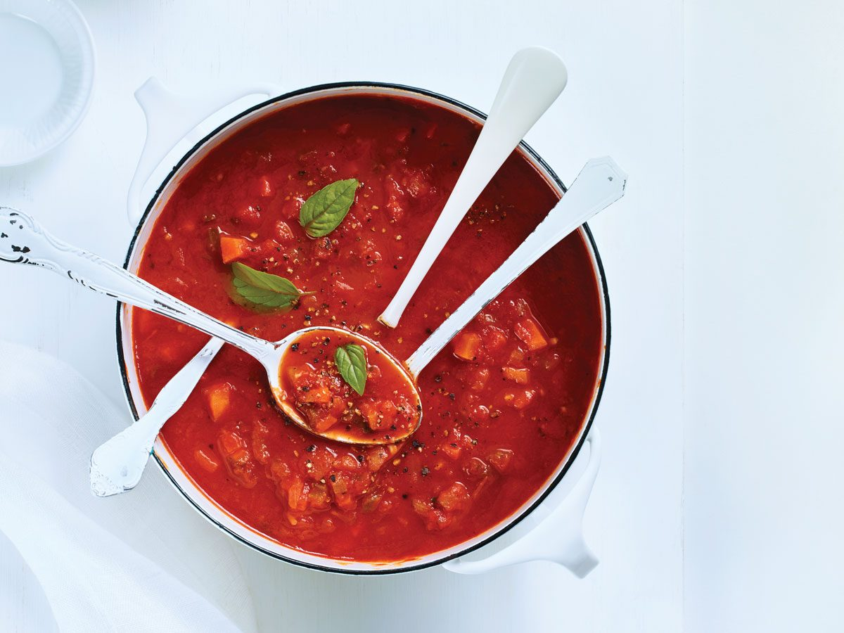 slow cooker sauce recipe