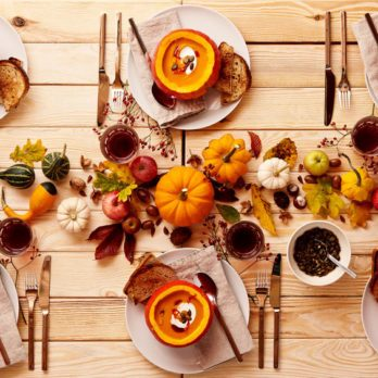 4 Hosting Secrets For A Stress-Free Thanksgiving