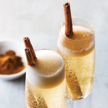 Italian Gingerbread Man Cocktail