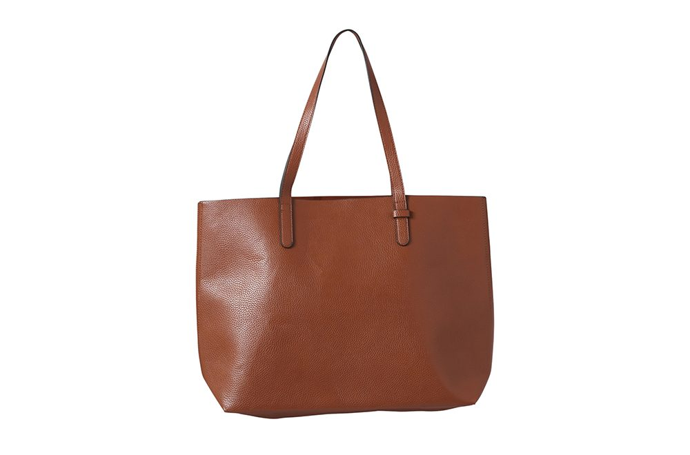 Faux Leather Tote Joe Fresh
