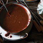 Chocolate Hazelnut Fondue