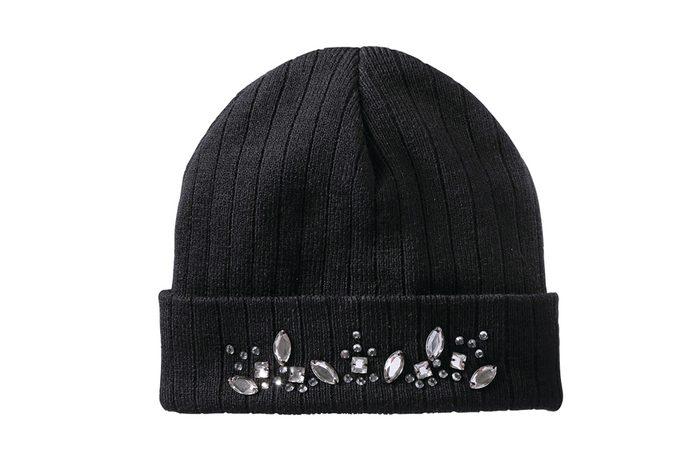 Jewel Embellished Hat