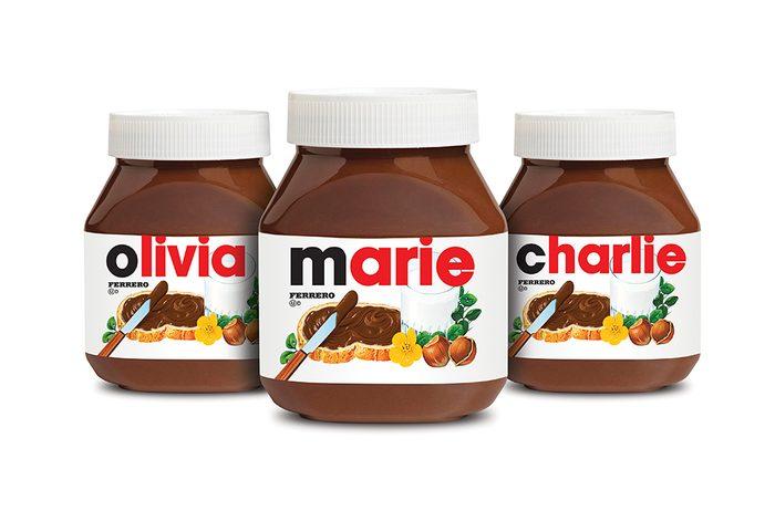 Personalized-Nutella-