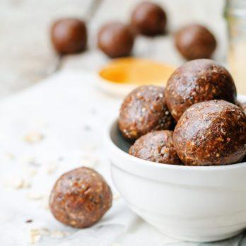 Hunger Kicker Chlorella Cacao Balls