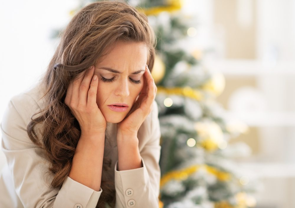 holiday stress management