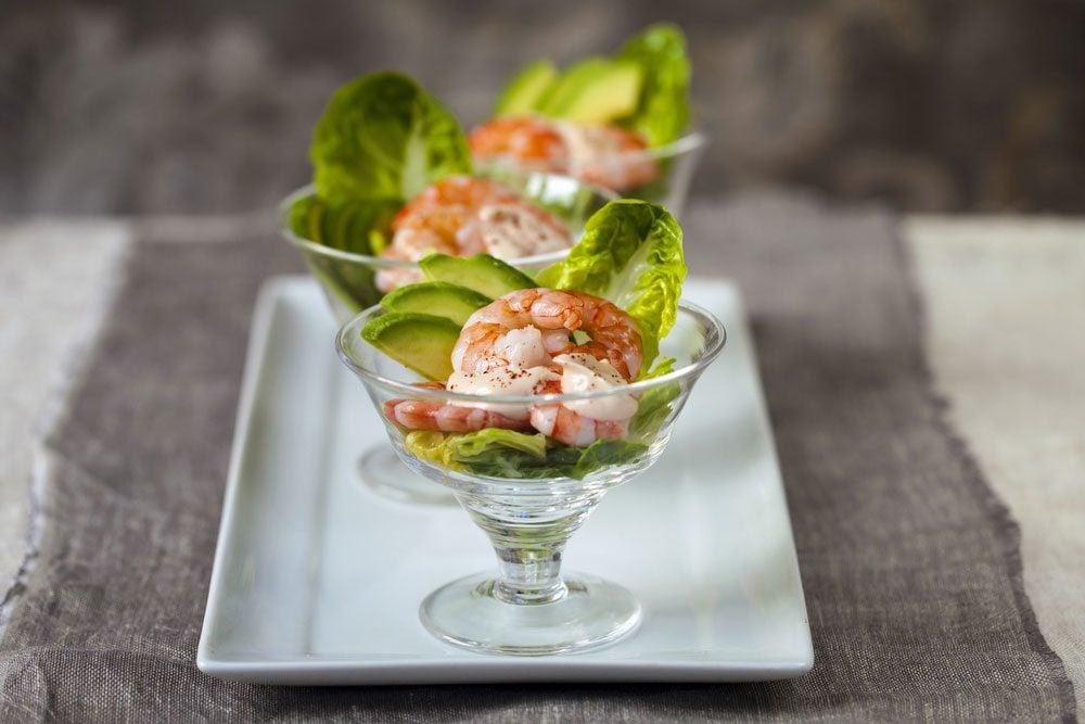 Avocado And Shrimp Appetizer Recipe