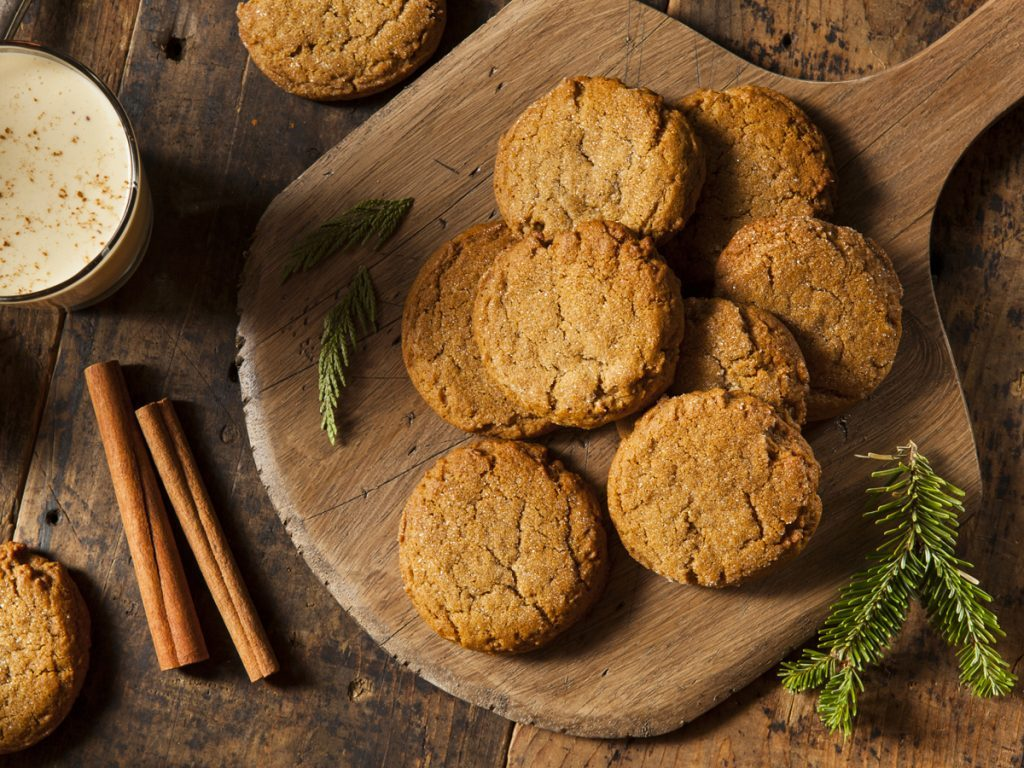 stay healthy during the holidays - cookies