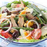 Niçoise Salad with Baby Potatoes Recipe