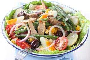 Niçoise Salad with Baby Potatoes