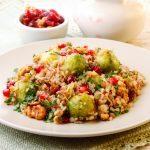 Buckwheat and Cranberry Salad