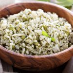 Twice-Cooked Dill Rice