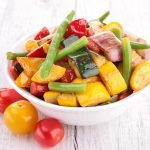 Roasted Veggie Salad