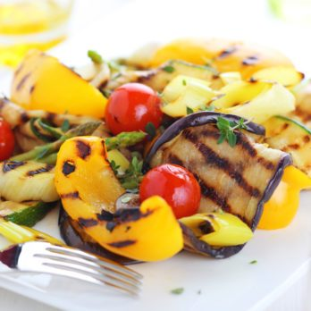 Chargrilled Vegetable Salad