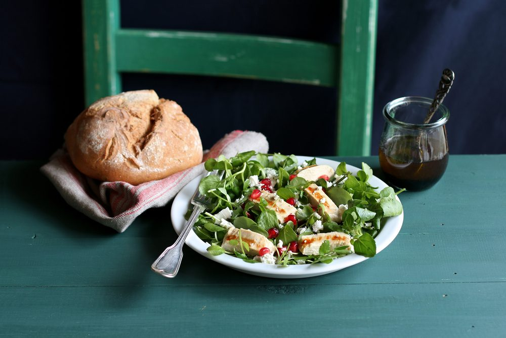 Witlof and Watercress Salad