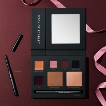 Deck of Scarlet Beauty Subscription Service Arrives in Canada