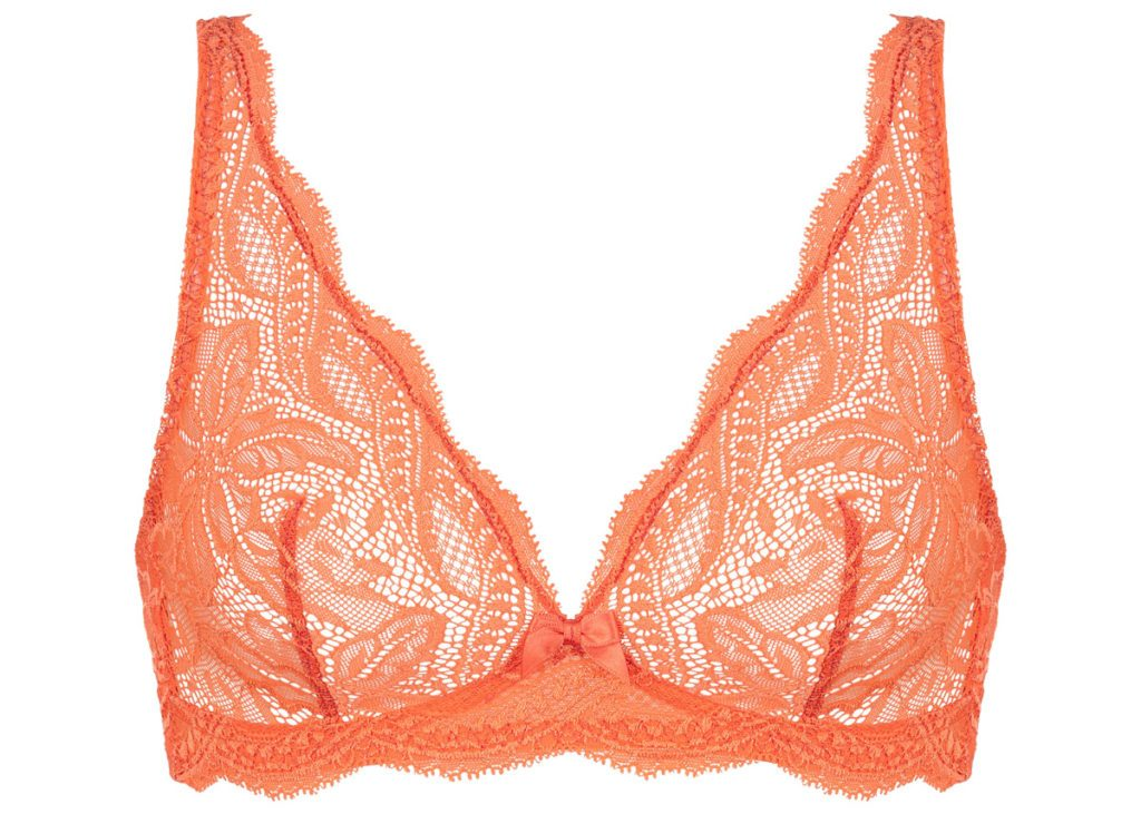 orange simone perele bra