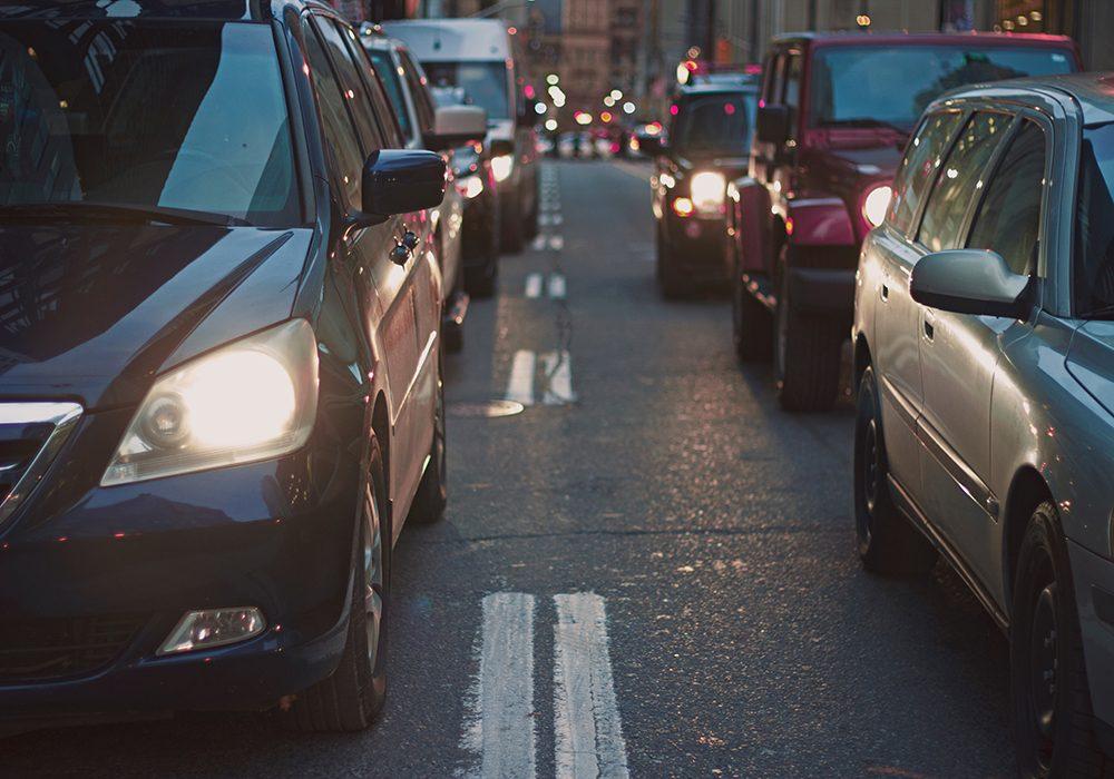 decrease dementia risk- traffic
