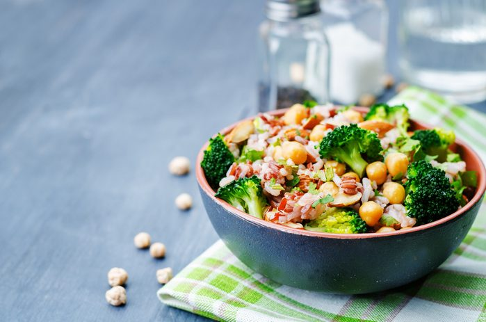 Chickpea and Orange Salad   citrus recipes