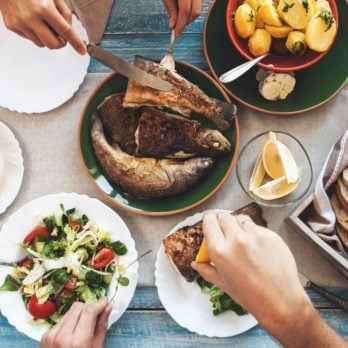 Why Having Family Dinner Should Be Your Top Priority