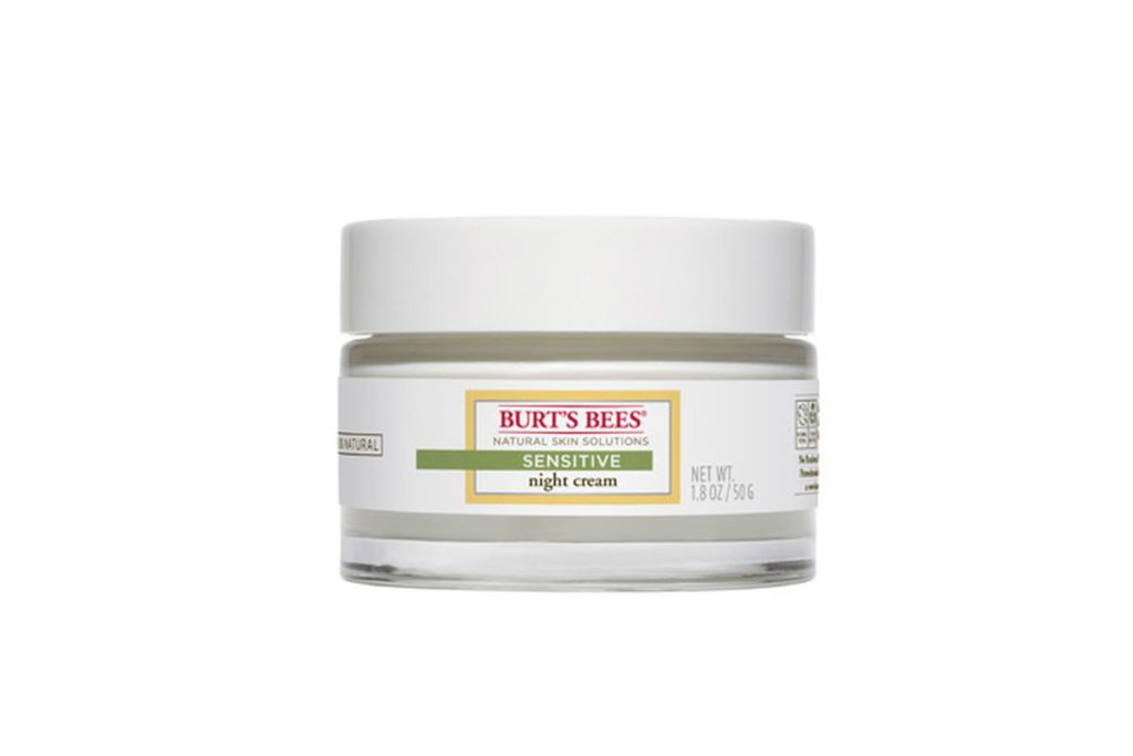 Burts Bees Sensitive Night Cream