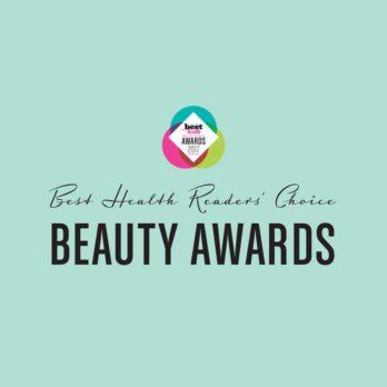 2017 Best Health Reader's Choice Beauty Awards