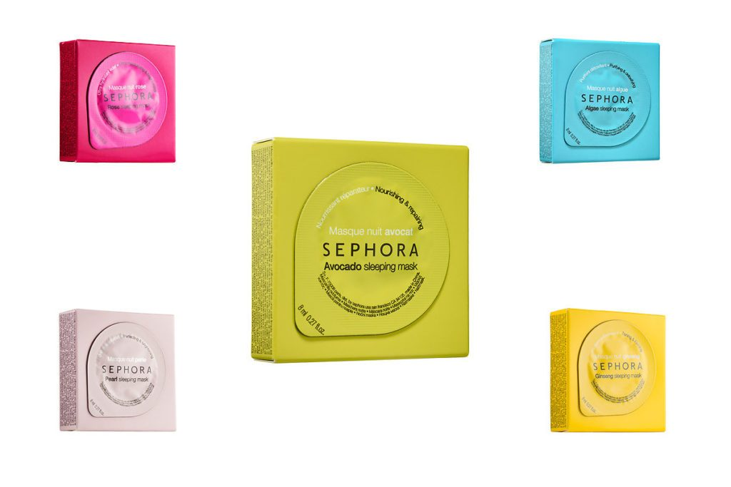 Sephora Collection Sleeping Masks