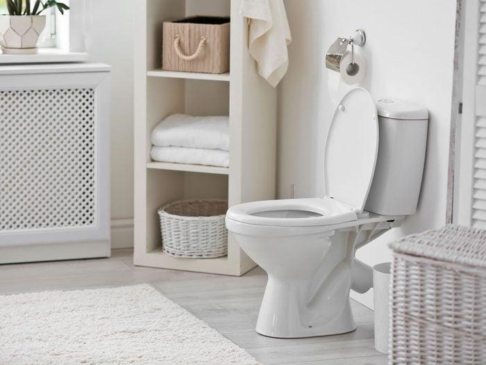 endometriosis symptoms | toilet