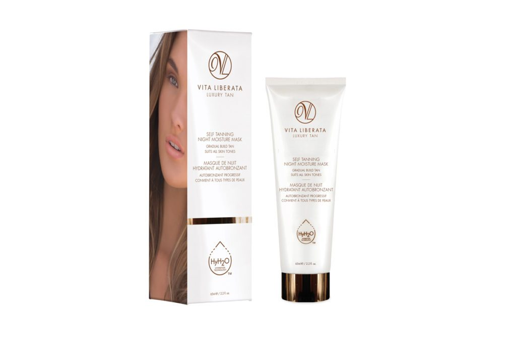 Vita Liberta Self Tanning Night Moisture Mask
