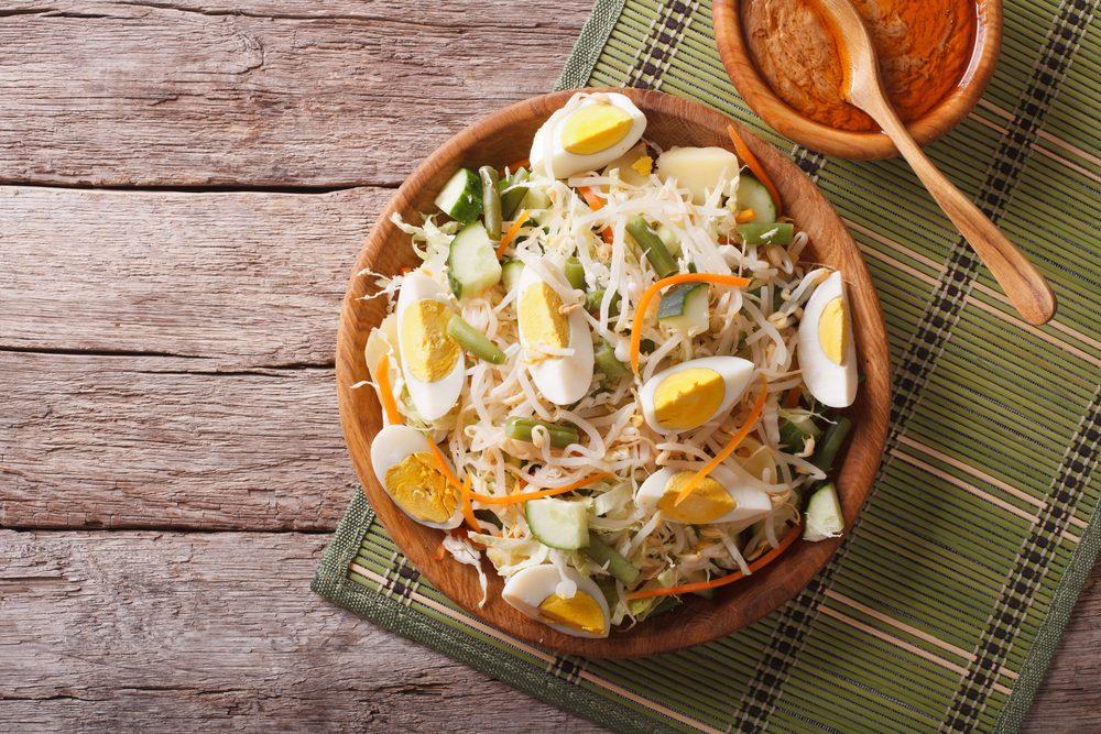 Indonesian-Style Salad (Gado Gado)
