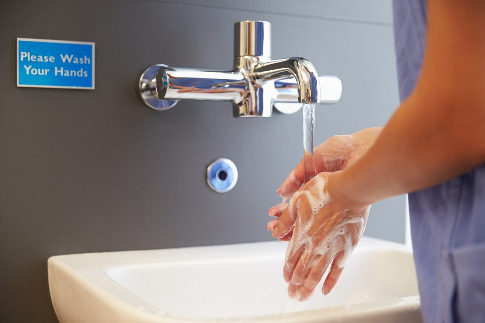 hand washing survey