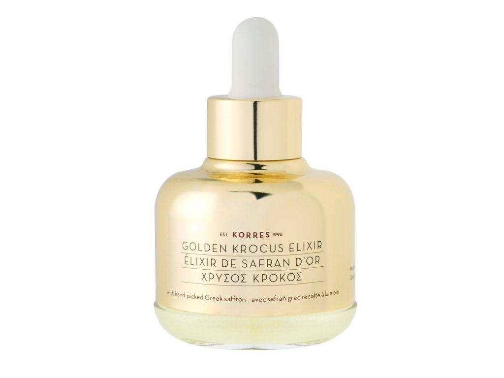 Korres Golden Krocus Ageless Saffron Elixir