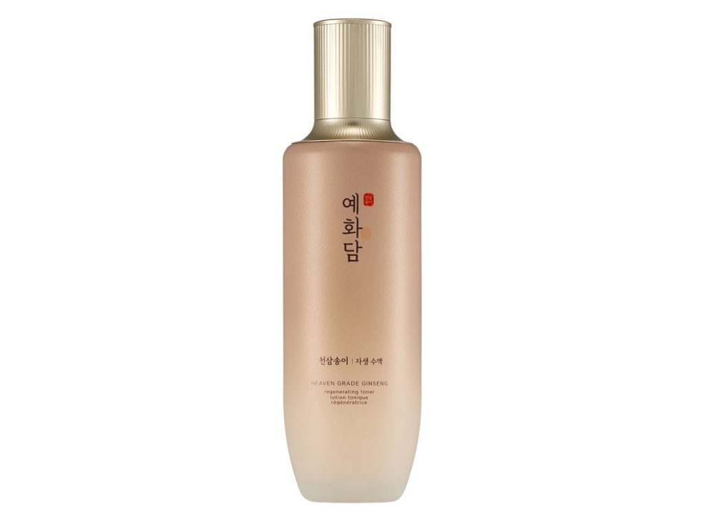 The Face Shop Yehwadam Heaven Grade Ginseng Regenerating Toner