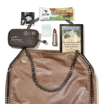 What's In My Purse: Kate Ross LeBlanc, Saje Founder
