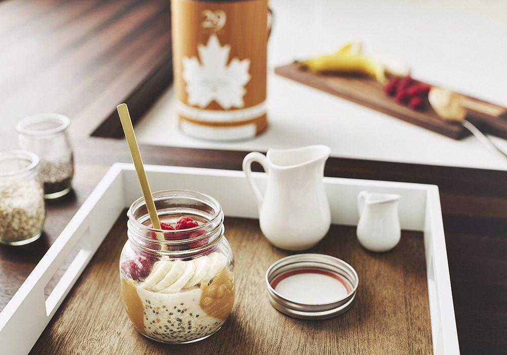 Make-Ahead Breakfast Energy Bowl